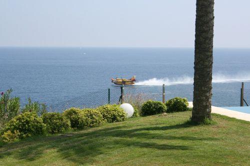 ibiza seaplane refuel