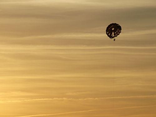 ibiza paragliding parachute