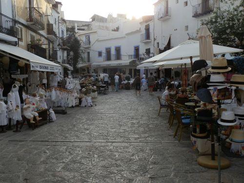 ibiza old town tardeo
