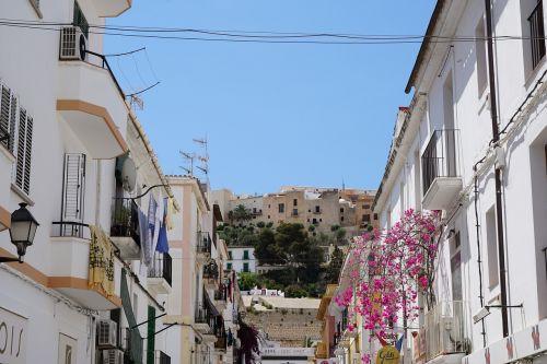ibiza eivissa city