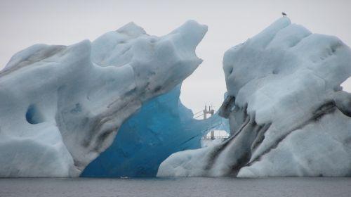 ice iceland iceberg