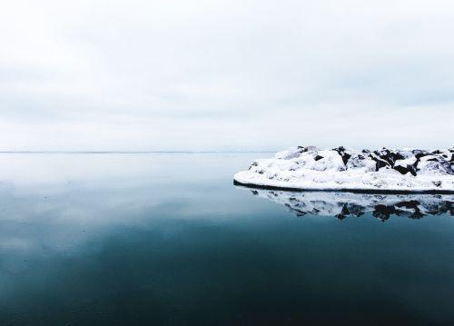 ice sky iceberg