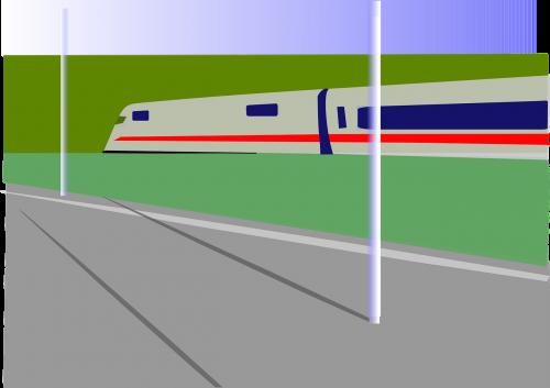 ice train fast