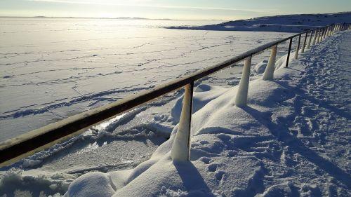 ice winter icy
