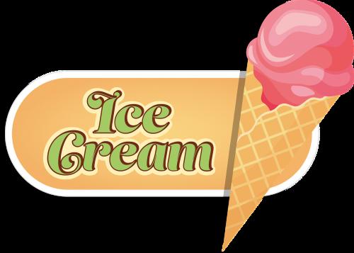 ice ice cream cone ice ball