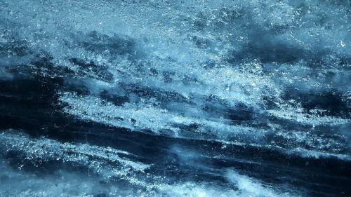 ice glacier frozen