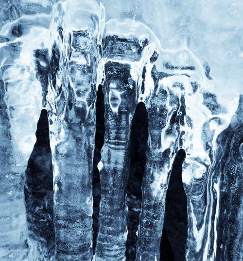 ice ghosts spirits