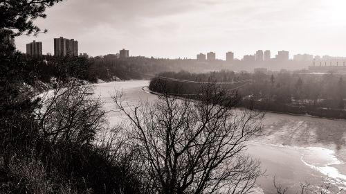 ice river edmonton