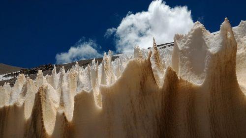 ice height eternal snow