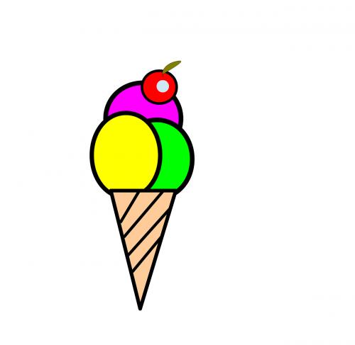 ice cream sweet c