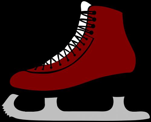 ice-skates ice skating skates