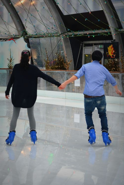 ice skating people torque