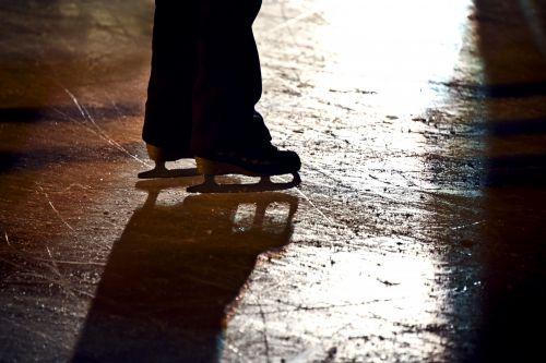 Ice Skating Novice