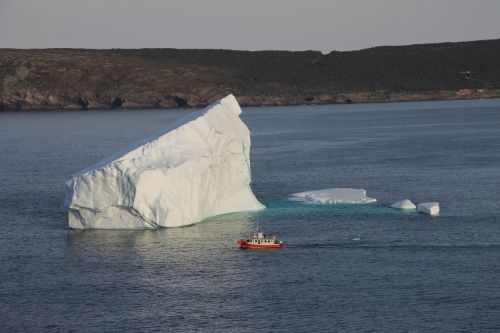 iceberg st john's newfoundland