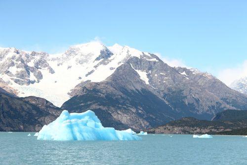 iceberg argentina patagonia