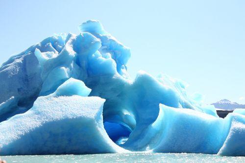 iceberg argentina ice