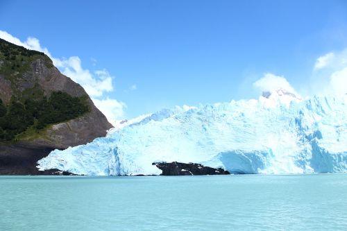 iceberg nature argentina