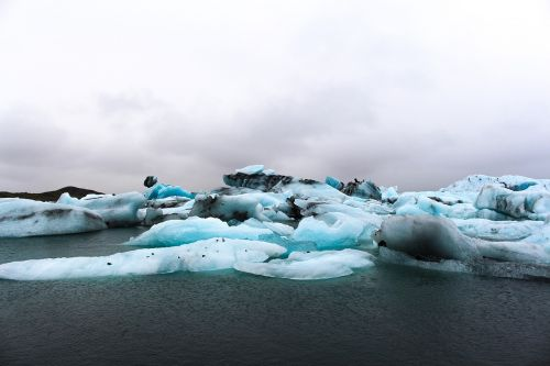 iceberg sea water