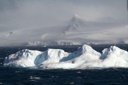 iceberg antarctica ice