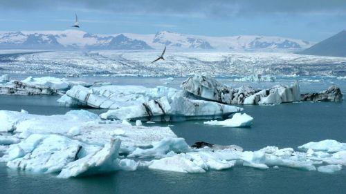 ledkalnis,iceland,ledynas,arktinė