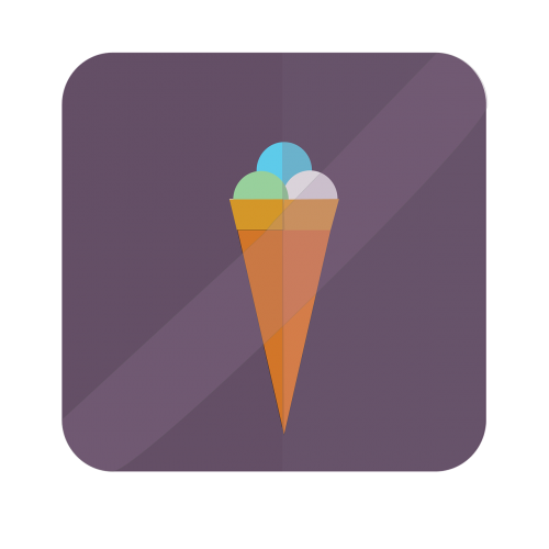 icecream cold dessert