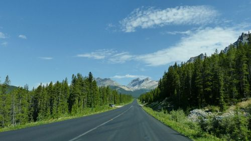 icefield parkway canada banff