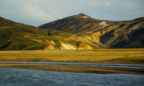 iceland landmannalaugar ford