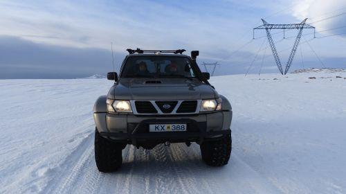 iceland adventure 4x4