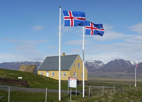 iceland flags iceland flag