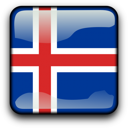 iceland flag country