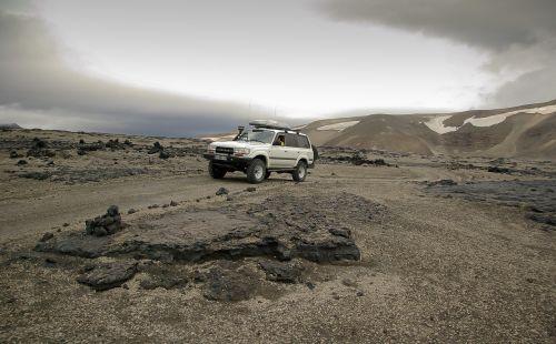 iceland askja desert