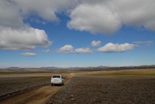 iceland desert volcanism