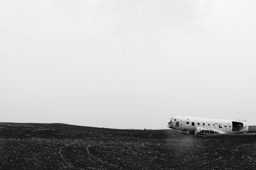 iceland aircraft plane crash
