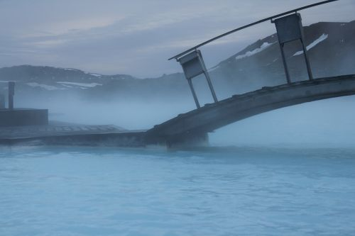 iceland spa water