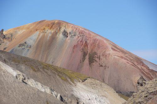 iceland,landmannalaugar,kalnas,spalva