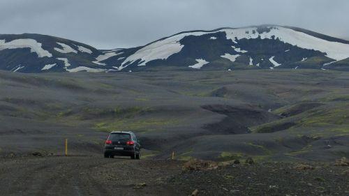 iceland,trasa,ledynai,automobilis