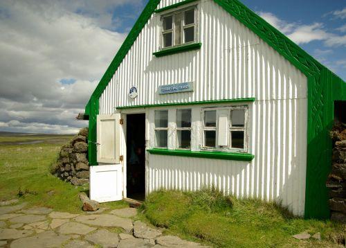 iceland refuge shelter