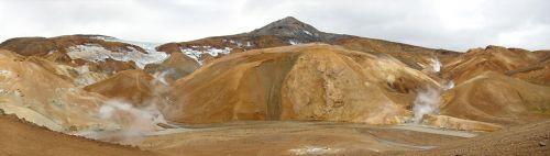 iceland desert soufriere