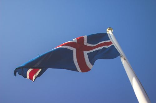 iceland flag national