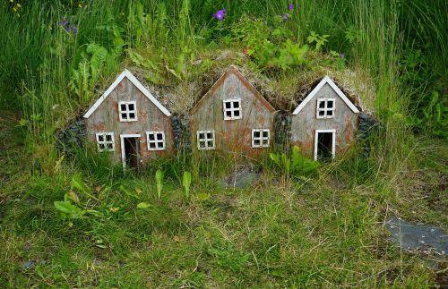 iceland feenhaus small houses
