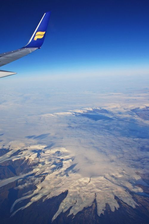 iceland air aircraft airline