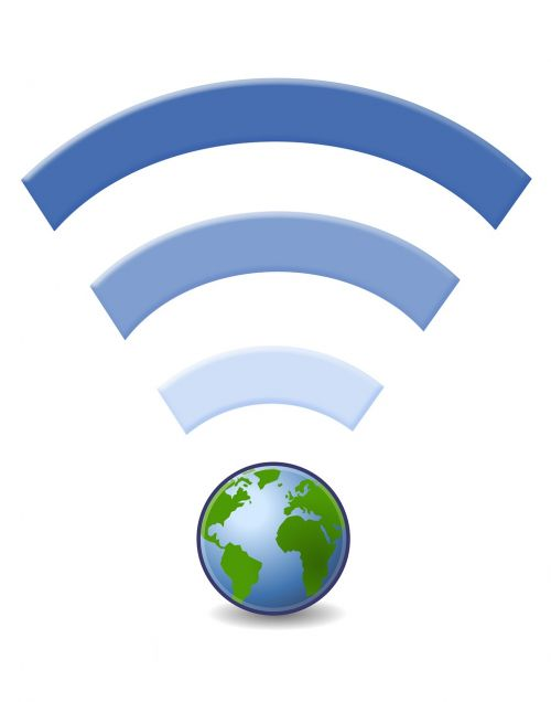 icon wifi communication