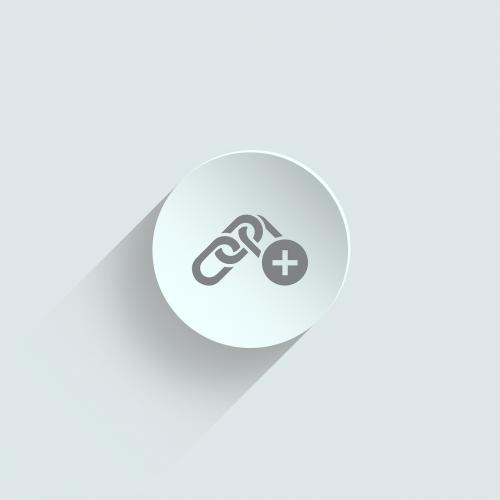 icon link building link building icon