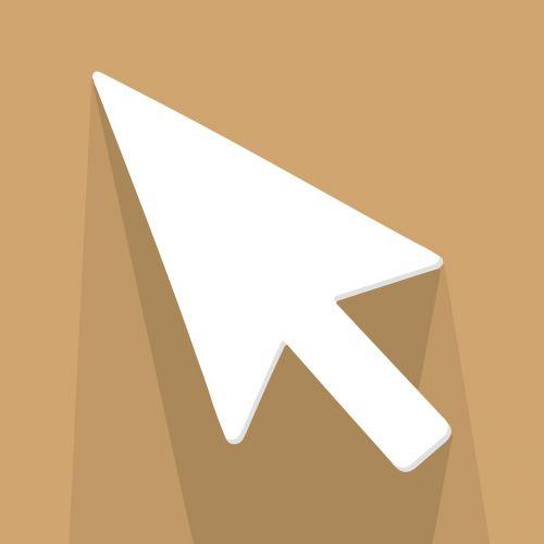 icon web development button