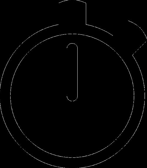 icon stopwatch clock