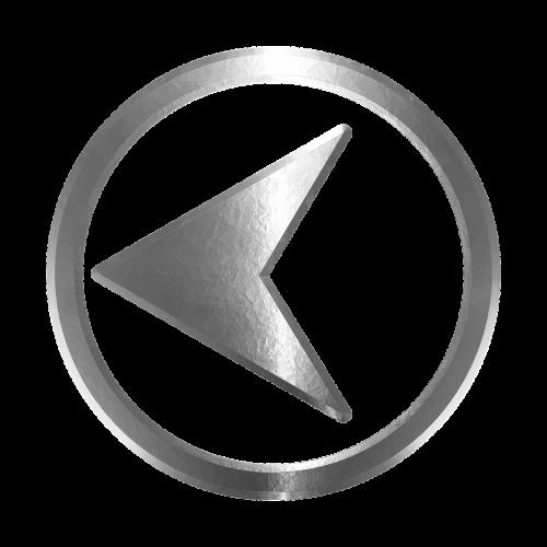 icon rewind control