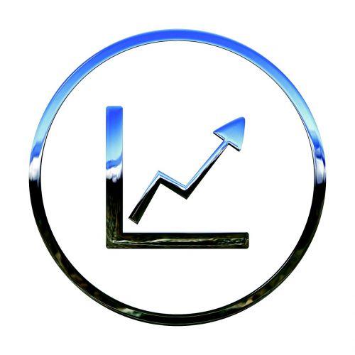 icon graph statistics