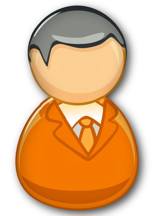 icon business user