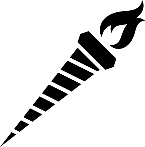 icon symbolic torch