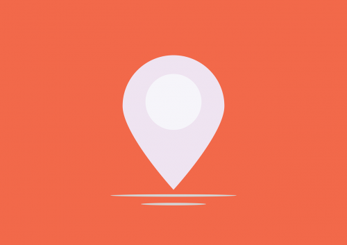 icon map pointer